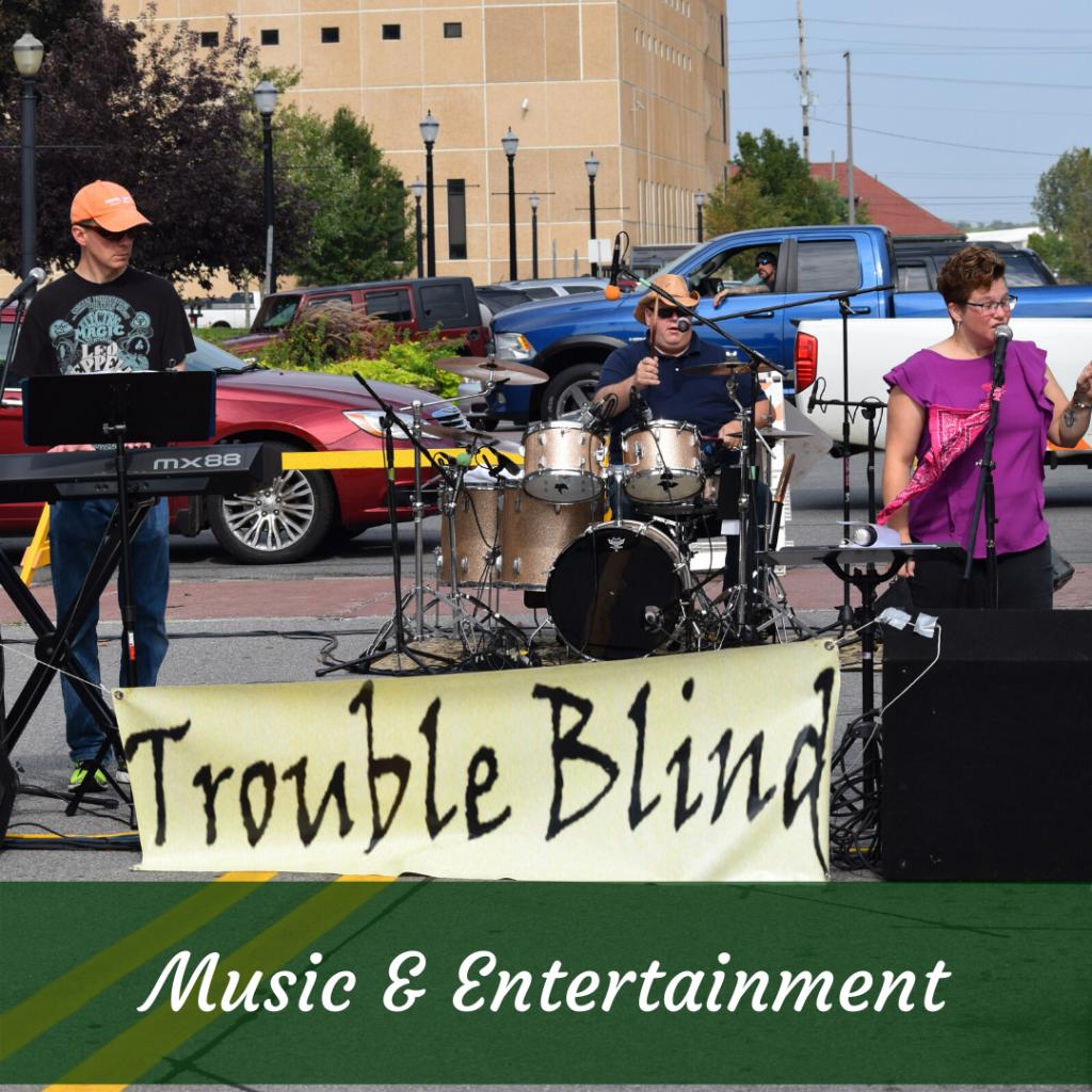 Music and Entertainment Sunflower Fair La Porte Indiana